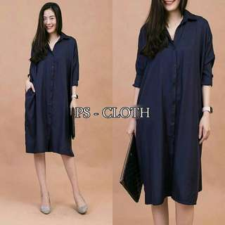 Bigsize Mango (Navy) (Black) Rp80.000 Twiscone , fit to xxl, LD 114, pjg 90, saku samping. Redi jkt