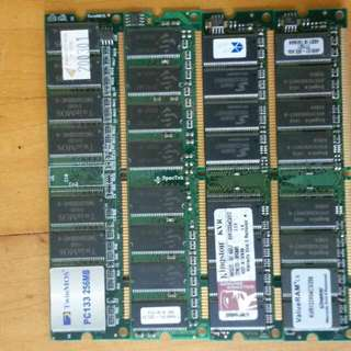 133 Ram Desktop - Make An Offer - Also Willing To Barter For Old Laptop Ram