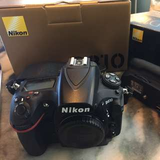 nikon d810 body superb condition