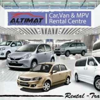 ALTIMAT CAR RENTAL
