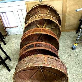 🚚 竹編桌蓋