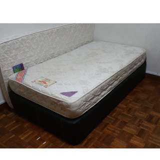 Super Single matress No stains, Good condition - AMK AVE 10