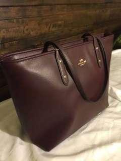 Coach Tote Bag (Small)