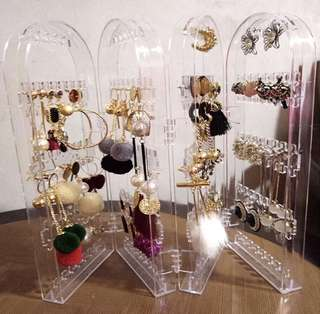 Earrings Holder (120 holes)