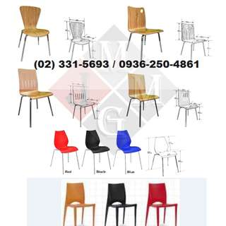 Stackable-Pantry Chairs ** Office Partition-Furniture