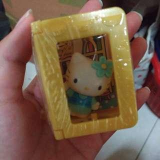 Hello kitty吊飾(有附盒子)(開pc免運)