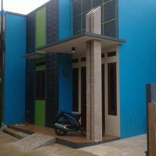 Dijual Rumah Bangunan Baru Minimalis di Ciledug Pondok Kacang Tangerang