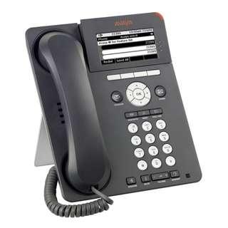Brand new & unused in original box: Avaya 9620 D01A IP desk Phone