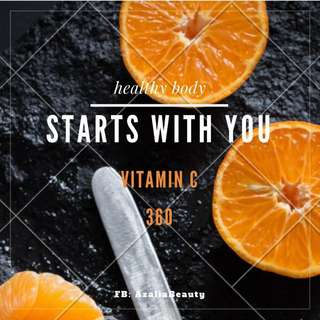 Vitamin C 360 Powder