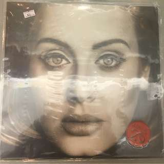 Adele ‎– 25, Vinyl LP, XL Recordings ‎– XLLP740, Europe, 2015