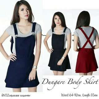 Dungare Body Skirt