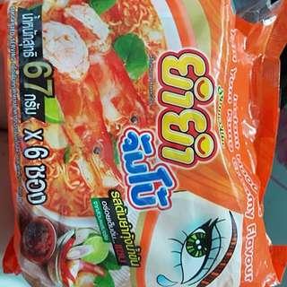 泰國 眼淚 tom yum kung即食麵