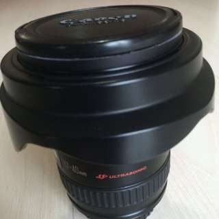 Lensa Canon L Series 17-40mm F4