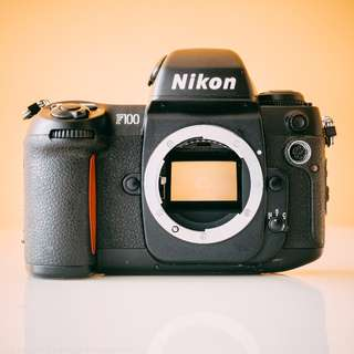 Nikon F100 Film SLR