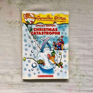 Geronimo Stilton: Christmas Catastrophe