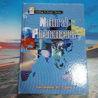 Natural Phenonema
