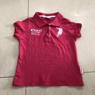 Polo Shirt (Girl) (5-6 years)