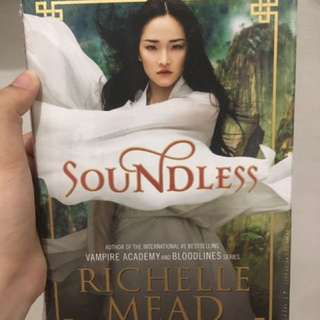 Soundless By Richelle Mead HB