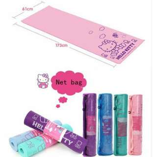 BN Hello Kitty Mat