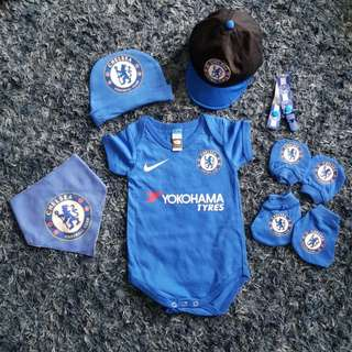 The Chelsea Home Baby Boy Set