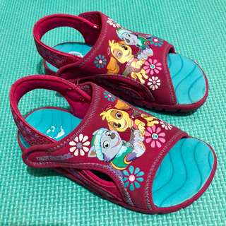 PAYLESS Paw Patrol Sandals