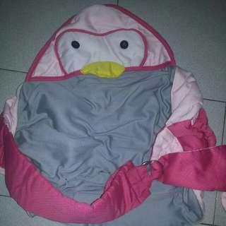Gendongan Dialogue Baby Pink