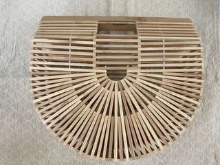 Bamboo Arc Bag