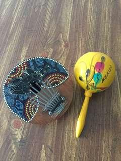 Bali music instruments