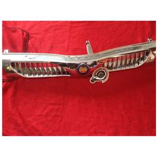 grill chrome wira uk spec 1.8