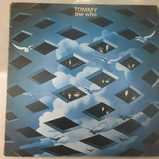 Who ‎– Tommy, 2 x Vinyl LP, 1st Pressing, Limited Edition, Track Record ‎– 613 013/4, 1969, UK