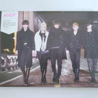 NU'EST Mini Album Vol. 2 (Normal Edition)