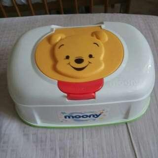 Wet wipes dispenser Winnie the Pooh