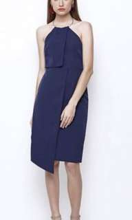 Ring Navy Dress