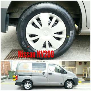 Tyre 175/70 R14 Membat on Nissan NV200 🐕 Super Offer 🙋‍♂️