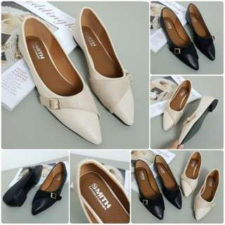 Smith 20 flat shoes
