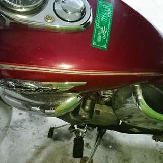 Honda phantom ta200 fuel tank tank