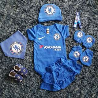 The Chelsea Home Baby Girl Set