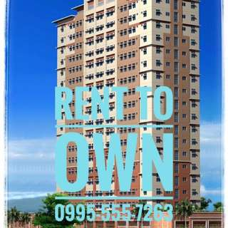 Rent to own condo!!! Pm for details