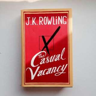 Casual Vacancy   J. K. Rowling