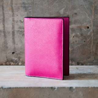 Passport Holder in Saffiano Leather *4 COLORS*
