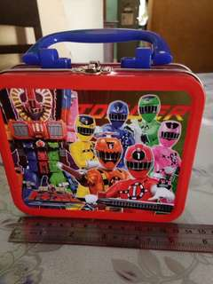 Power rangers bekas tin (japan)