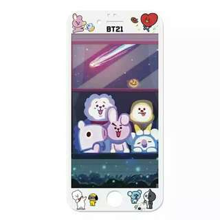 BT21 BTS screen protector(mon貼)