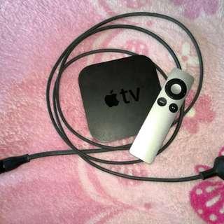 Apple TV a1469 3rd generation digital HD