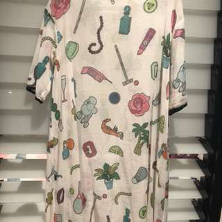 Gorman printed dress