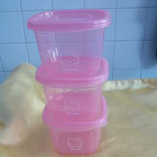 BN Hello Kitty Container