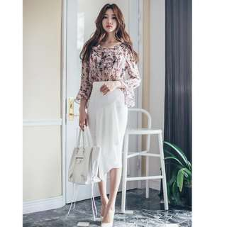 Two Piece Floral Set (PO)