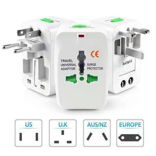 Universal Travel Adapter Power Plug Power Adaptor