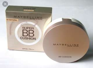 Maybelline Super BB Cushion in shade 03 natural