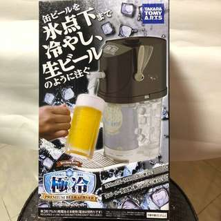 日本Takara Tomy Premium Beer Server (極冷冰點下啤酒機)