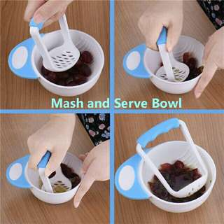 Mash and Serve Bowl (Pre-order)